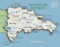 Exportgov Doing Business Dominican Republic - Map of us and dominican republic