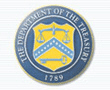 Office of Foreign Assets Control (OFAC) logo with a hyperlink to the OFAC website