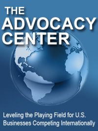 The Advocacy Center Leveling the Playing Field for U.S. Businesses Competing Internationally