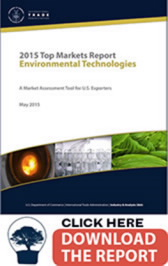 Title: Environmental Technology - Description: Click here to download the 2015 Top Market Report