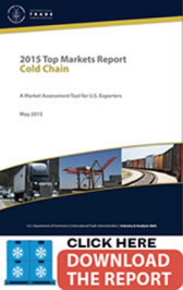 Title: Cold Chain - Description: Click here to download the 2015 Top Market Report
