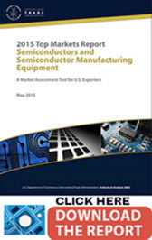 Title: Semiconductors and Semiconductor Manufacturing Equipment - Description: Click here to download the 2015 Top Market Report