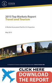 Title: Travel and Tourism - Description: Click here to download the 2015 Top Market Report