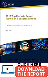 Media and Entertainment Top Markets Report