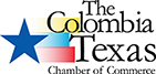 Colombia Texas Chamber of Commerce logo