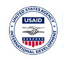 US Agency for International Development (USAID) logo with a hyperlink to the USAID website