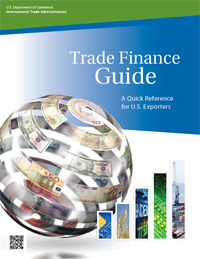 Cover image of Trade Finance Guide: A Quick Reference for U.S. Exporters