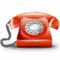 Telephone Icon Home Page