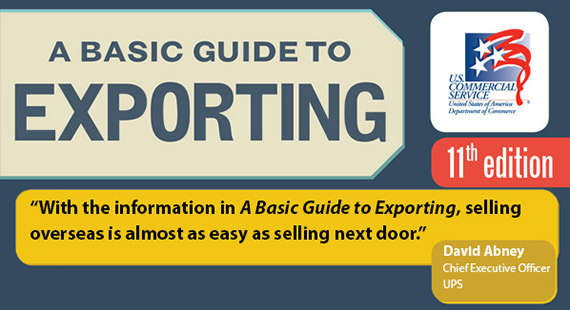 Download a Copy of Basic Guide to Exporting 2015