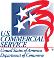 Commercial Service Logo graphic