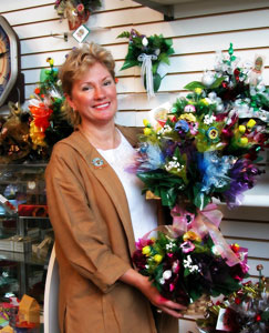 Candy Is Dandy: Margaret McEntire Set Up Candy Bouquet Franchises Around the Globe