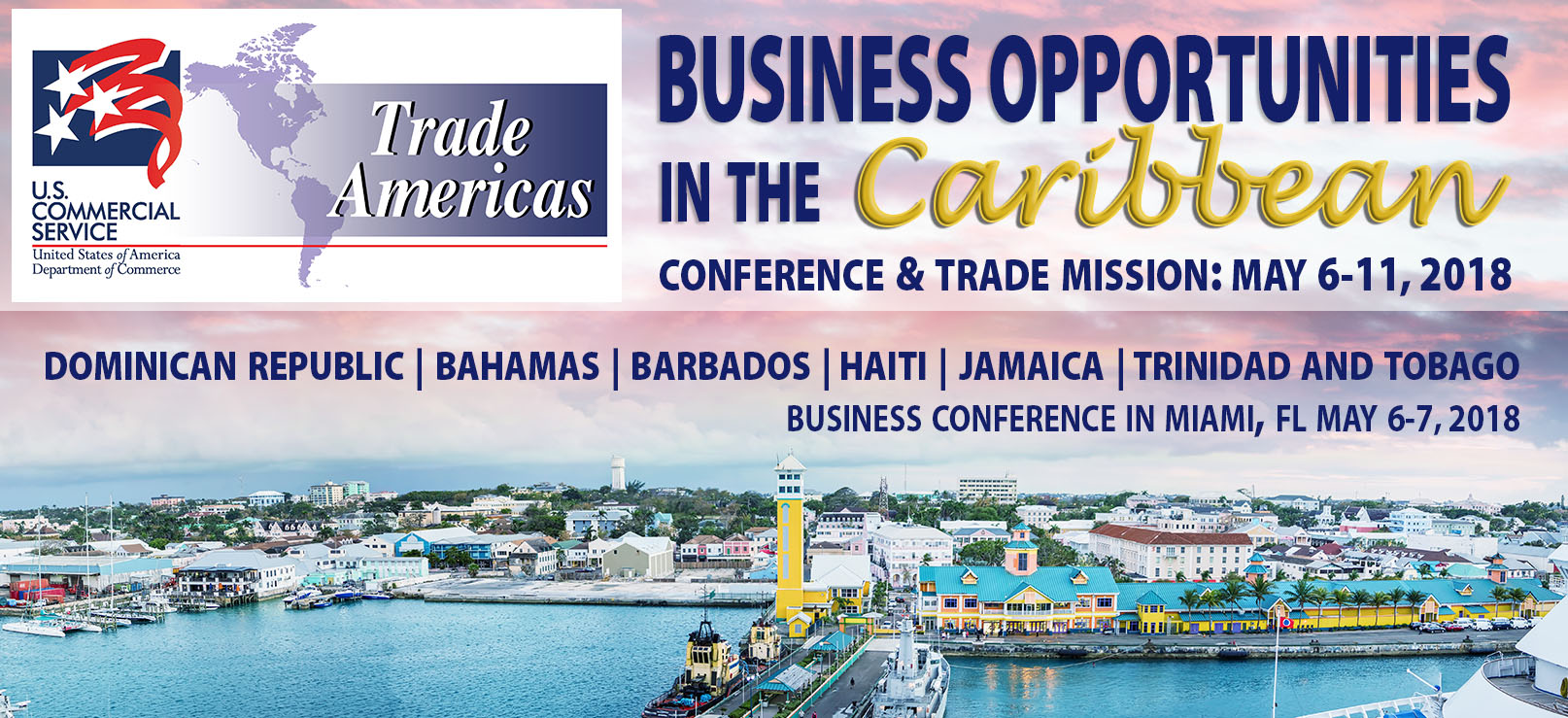 Export trade mission to the caribbean region trade mission to the caribbean region sciox Images